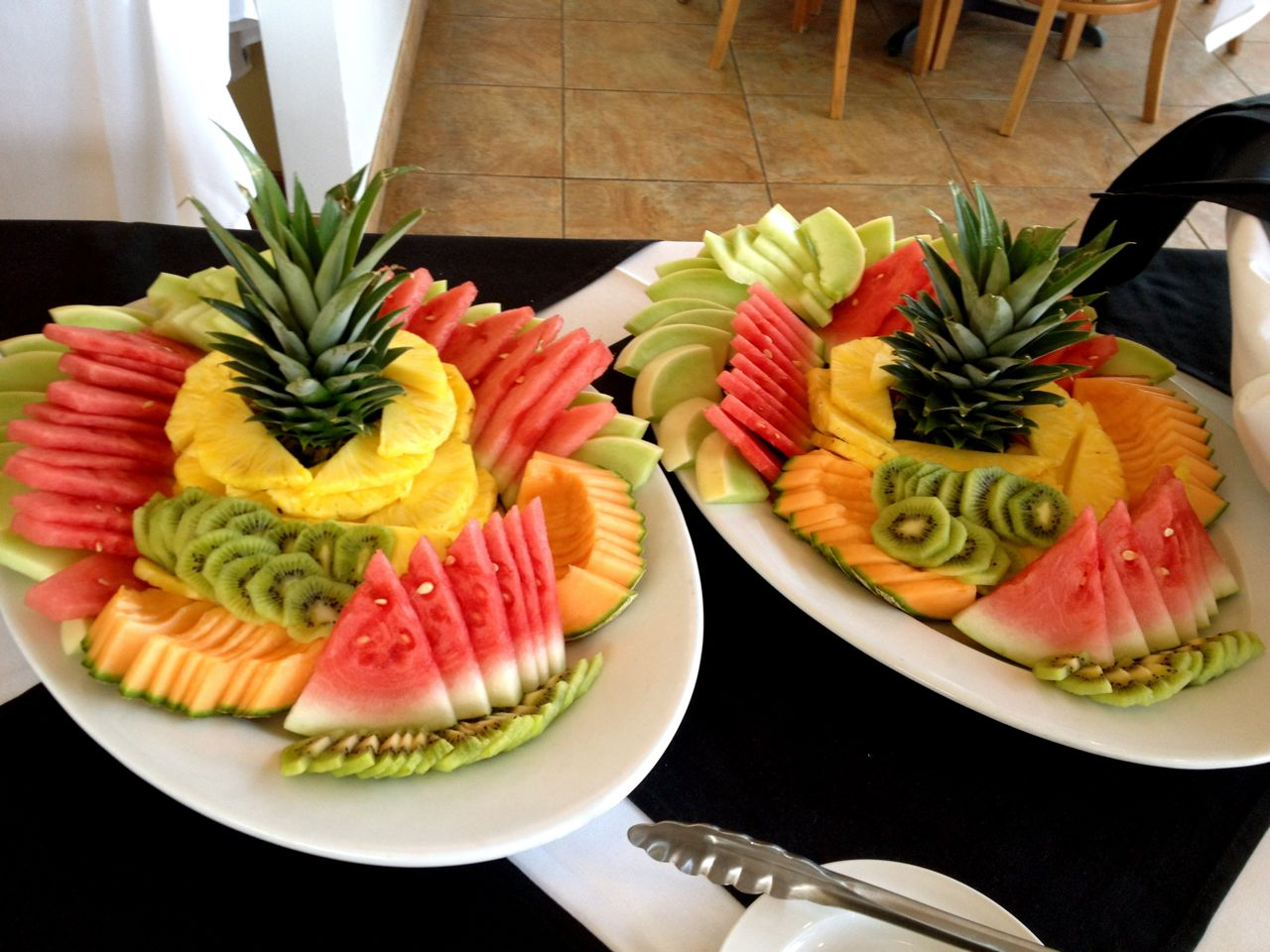 How To Set Up A Fruit Table - Table Designs