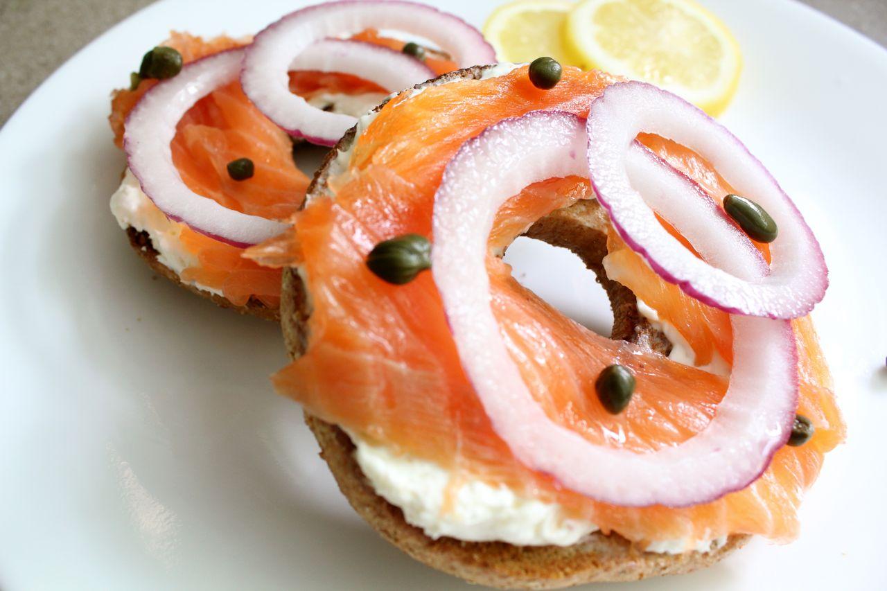 Homemade Lox - What Jew Wanna Eat