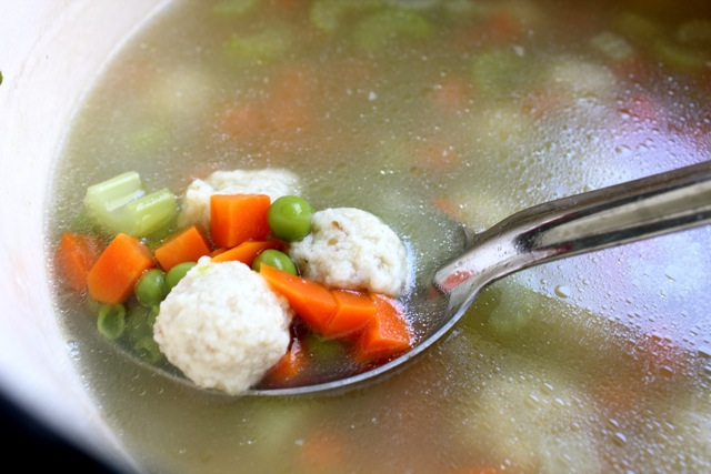 matzah ball soup, chicken, pot pie, chicken broth, matzah balls, matzo ball
