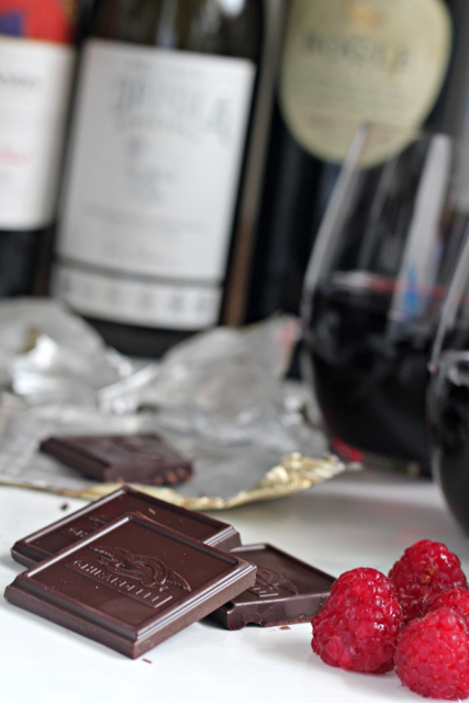 Ghirardelli Intense Dark Chocolate & The Austin Food & Wine Festival!