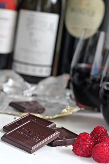 Ghirardelli Intense Dark Chocolate & The Austin Food & Wine Festival!