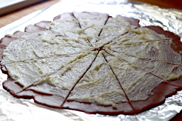 Chocolate Cheesecake Rugelach