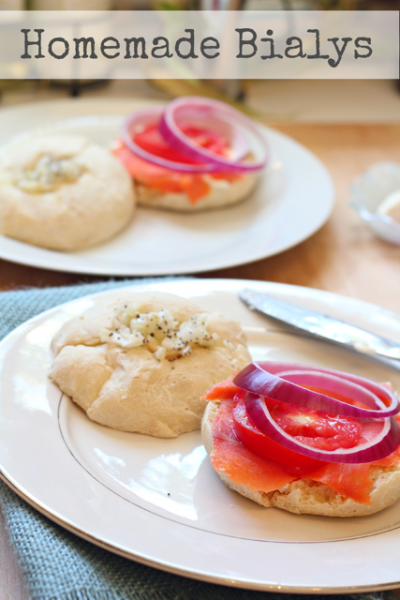 Homemade Bialy Recipe