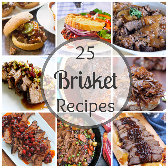 25 Brisket Recipes