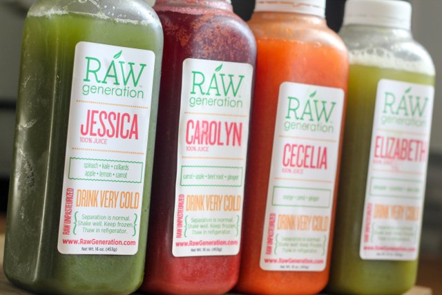Raw Generation Cleanse