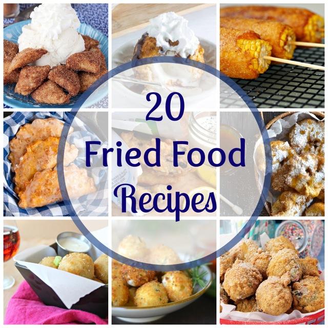 Fried Food Recipes
