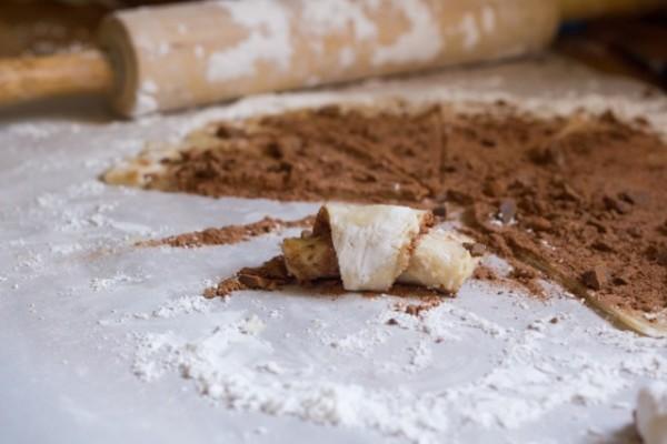 Chocolate Chili Rugelach