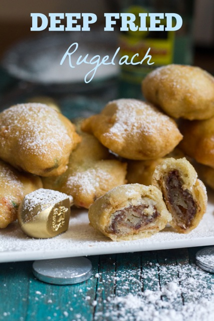 Deep Fried Rugelach