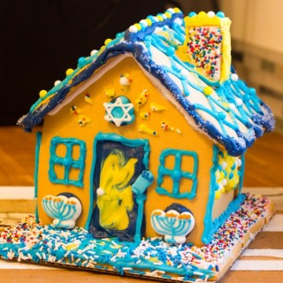 Manischewitz Chanukah House Contest and Giveaway!