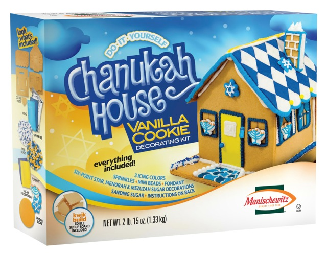 chanukah house