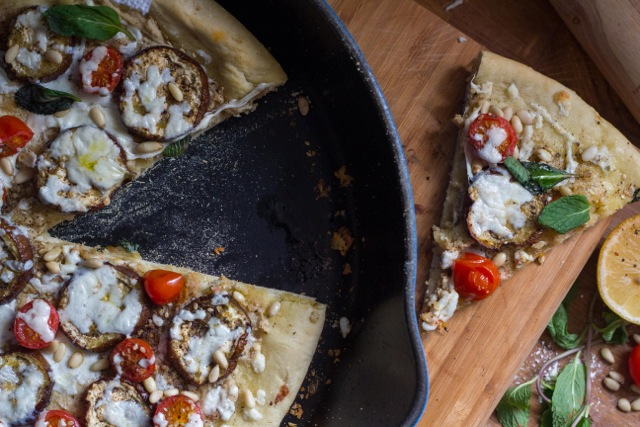 Middle Eastern Flatbread