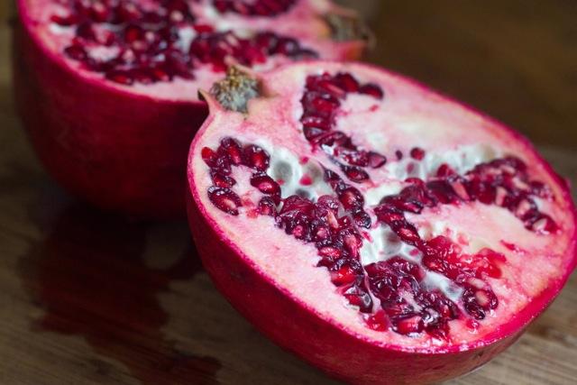Pomegranate Hummus