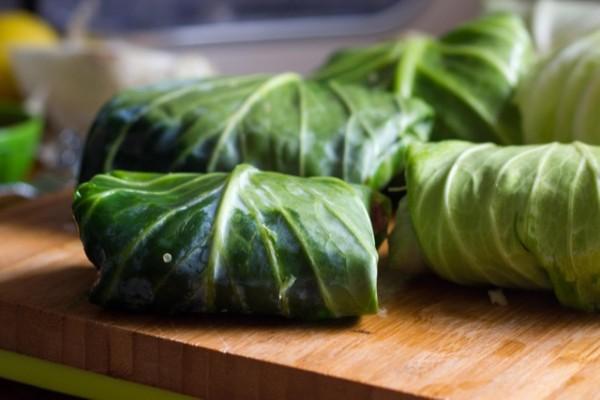 tuffed Cabbage- Gluten Free