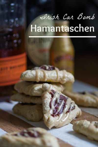 Irish Car Bomb Hamantaschen