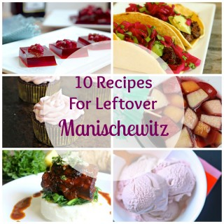 10 Recipes For Leftover Manischewitz