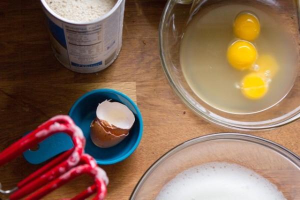 Matzo Ball Potato Chowder
