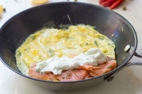 Omelette for One