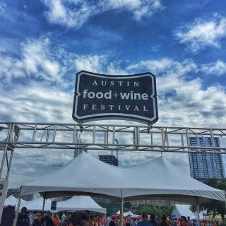 Austin Food + Wine Festival 2015 (and Other Shenanigans)