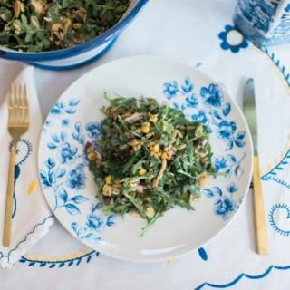 Arugula Orzo Salad (Guest Post)