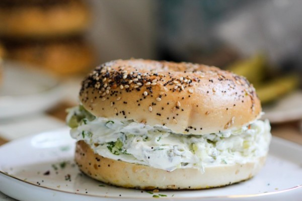 Dill Pickle Cream Cheese