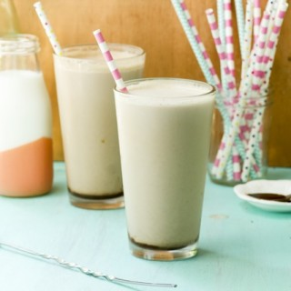 Chocolate Peanut Butter Egg Cream