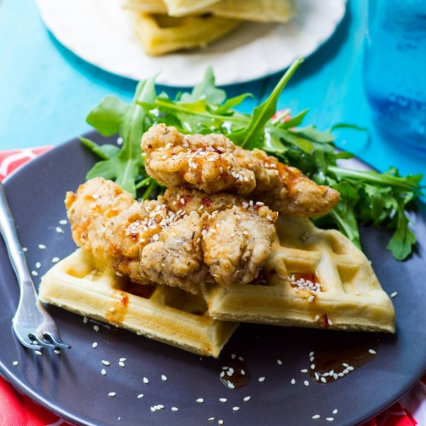 Middle eastern chicken and waffles what jew wanna eat middle eastern chicken and waffles forumfinder Gallery