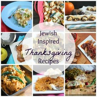 Jewish Thanksgiving Recipes
