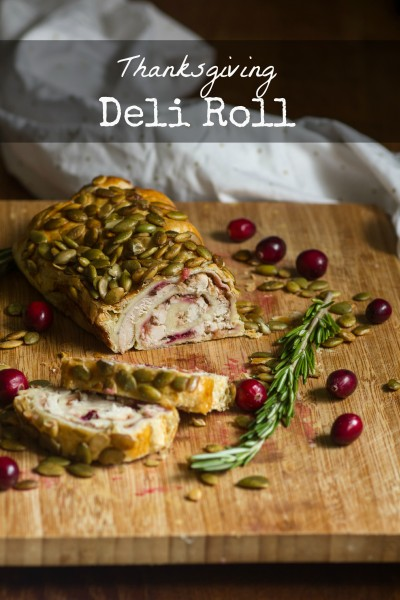 Thanksgiving Deli Roll