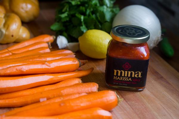 Carrot Harissa Soup
