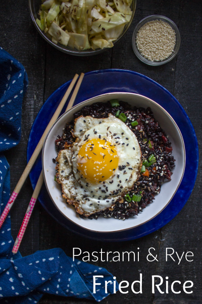 Pastrami and Rye Fried Rice