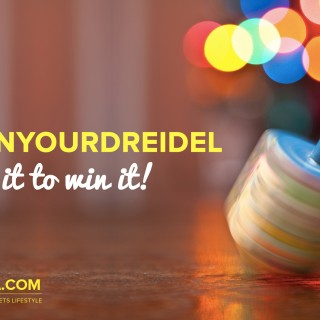 Spin Your Dreidel Giveaway!