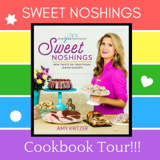 Sweet Noshings Cookbook Tour!