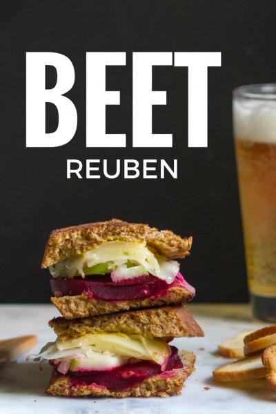 Beet Reuben