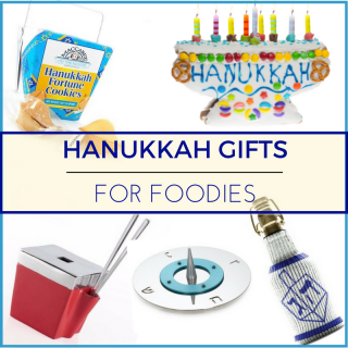 Hanukkah Gifts for Food Lovers