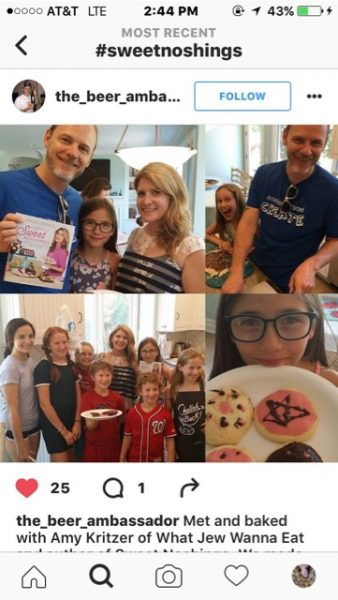 Sweet Noshings Book Tour