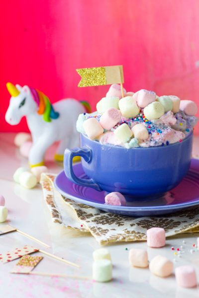 Jewnicorn Hot Chocolate