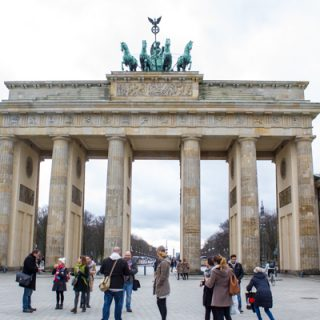 WJWE Travels: Nosh Berlin!