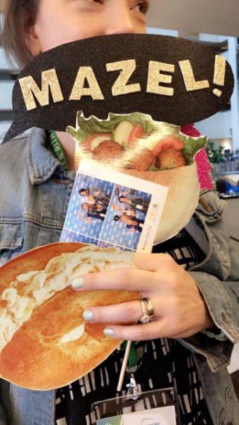 Sweet Noshings Cookbook Tour