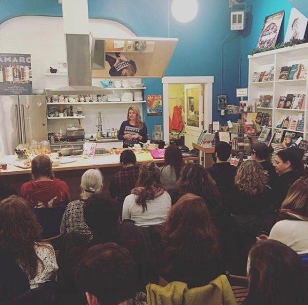 Sweet Noshings Cookbook Tour