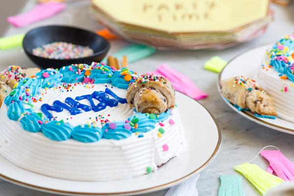 Cookie Dough Rugelach I Love Ice Cream Cakes