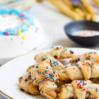 Cookie Dough Rugelach