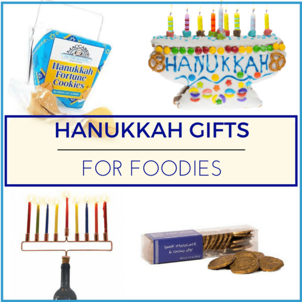 Hanukkah Gifts for Foodies