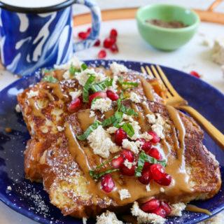 Cardamom Challah French Toast