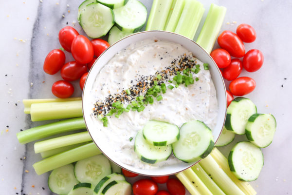 Everything Bagel Dip
