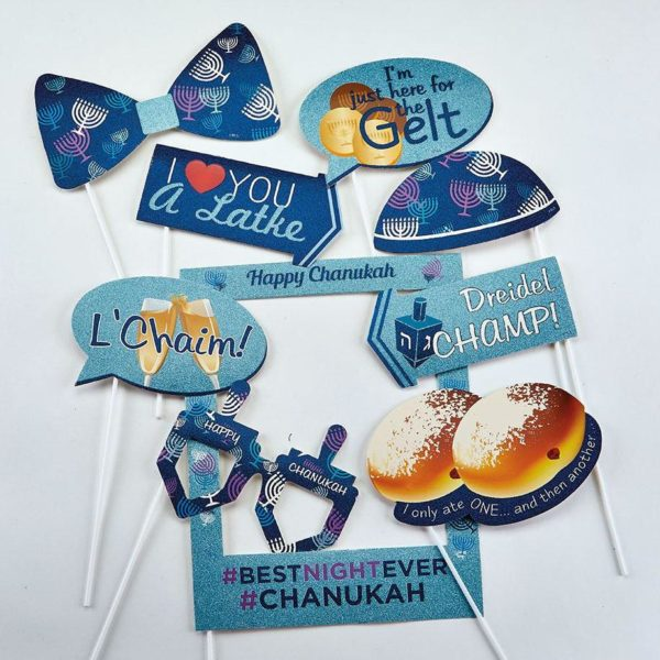 Chanukah Photobooth