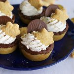 Mini Chocolate Shortbread Tarts