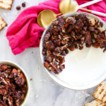 Chocolate Coconut Matzah Granola