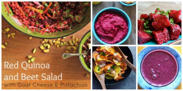 25+ Recipes with Beets
