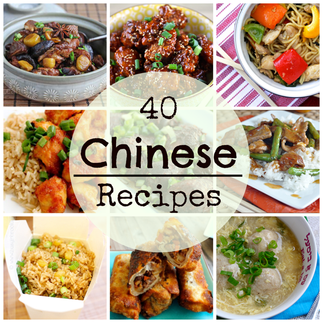 40 chinese food recipes what jew wanna eat 40 chinese recipes forumfinder Images