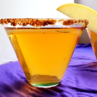 Apples and Honey Cocktail